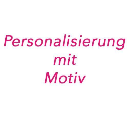 Personalisierung mit Gymnastik Motiv